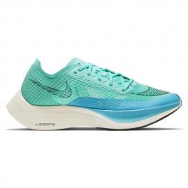 Nike Scarpe Running Zoomx Vaporfly Next% 2 Azzurro Donna
