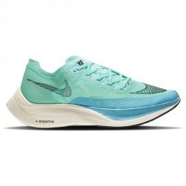 Nike Scarpe Running Zoomx Vaporfly Next% 2 Azzurro Nero Uomo