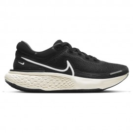 Nike Scarpe Running Zoomx Invincible Run Nero Bianco Donna