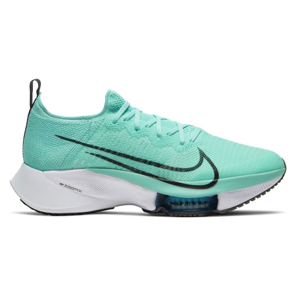 Nike Scarpe Running Air Zoom Tempo Next% Azzurro Nero Uomo ...