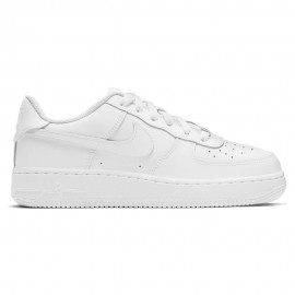 Nike Sneakers Air Force 1 Le Bianco Bambino