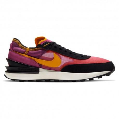 Nike Sneakers Waffle One Fucsia Oro Uomo