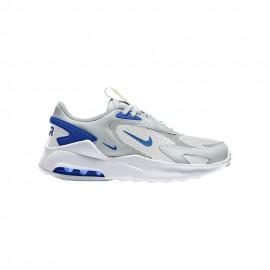 Nike Sneakers Air Max Bolt Platinum Blu Bambino