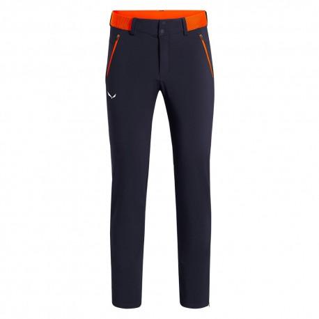 Salewa Pantaloni Trekking Pedroc 3 Premium Blu Uomo