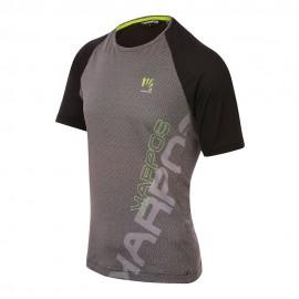 Karpos T-Shirt Moved Evo Nero Uomo