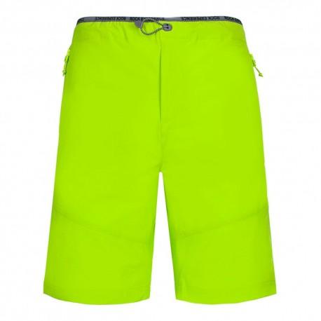 Rock Experience Pantaloni Corti Trekking Powell Lime Verde Uomo