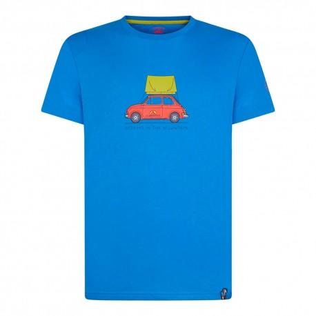 La Sportiva T-Shirt Cinquecento Neptune Uomo
