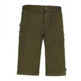 E 9 Pantaloni Corti Kroc Flax Musk Uomo
