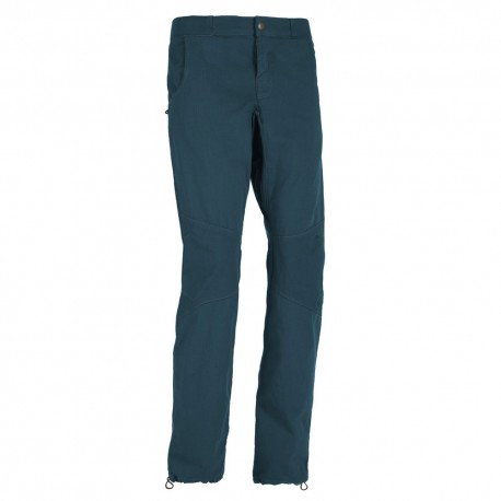 E 9 Pantaloni Scud Skinny Blu Uomo