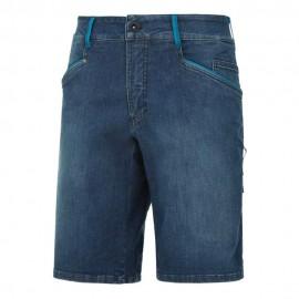 Wild Country Pantaloni Corti Jeans Session Azzurro Jeans Uomo