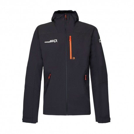 Rock Experience Giacca Softshell Solstice H Nero Uomo