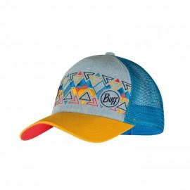 Buff Cappello Trekking Trucker Ladji Multicolore