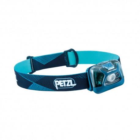 Petzl Lampada Frontale Tikka 300 Lumen Blu