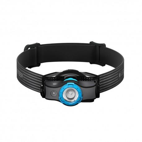 Led Lenser Lampada Frontale Mh5 Nero Blu