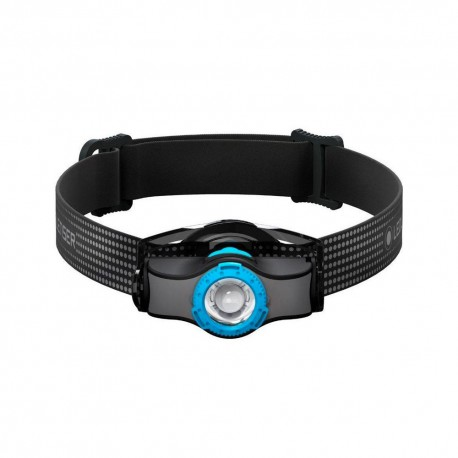 Led Lenser Lampada Frontale Mh3 Nero Blu