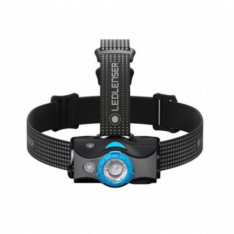 Led Lenser Lampada Frontale Mh7 Nero Blu