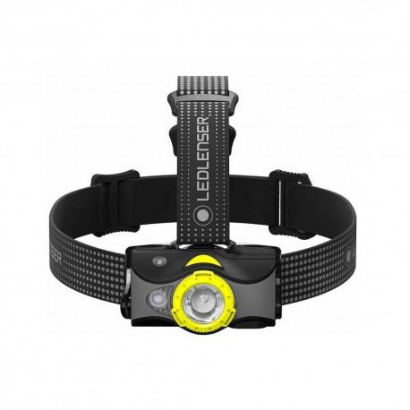 Led Lenser Lampada Frontale Mh7 Nero Giallo