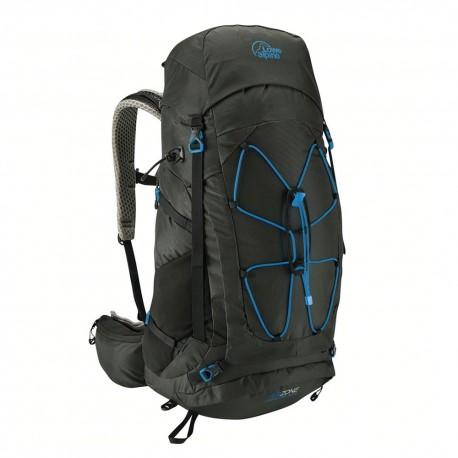 Lowe Alpine Zaino Trekking Camino Trek 30+10 Nero