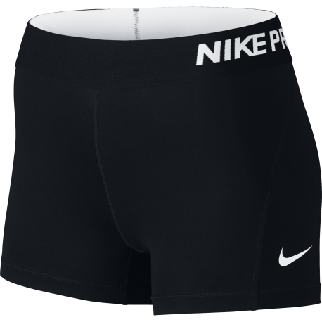 Nike Short Pro 3 Cool Nero