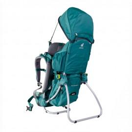 Deuter Zaino Trekking Porta Bimbo Kid Comfort 1 Set Verde