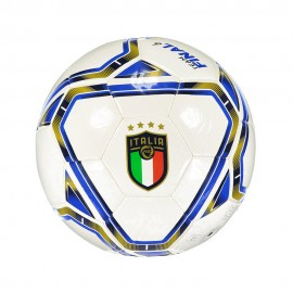 Puma Pallone Da Calcio Italia Training 6 Ms Bianco Blu