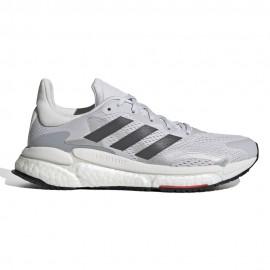 ADIDAS scarpe running solar boost 3 dash grigio donna