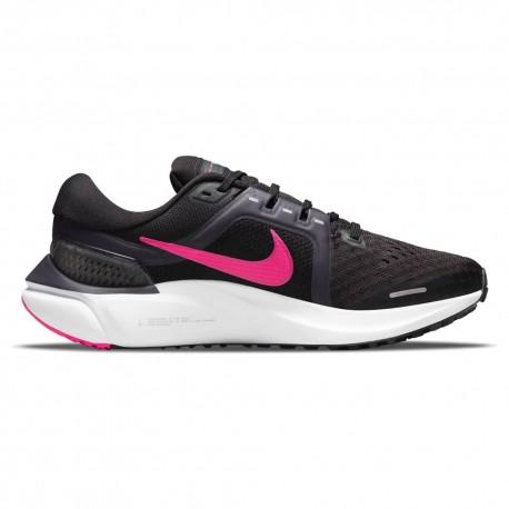 Nike Scarpe Running Air Zoom Vomero 16 Nero Rosa Donna