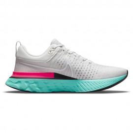 Nike Scarpe Running Infinity Run Flyknit 2 Bianco Uomo