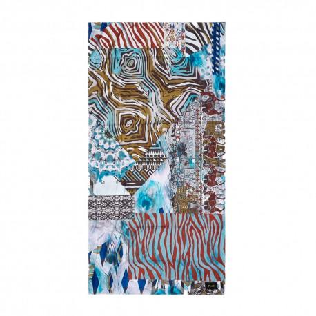 Effek Telo Mare Microfibra Roam Azzurro Donna