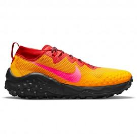 Nike Scarpe Trail Running Wildhorse 7 Giallo Arancio Uomo