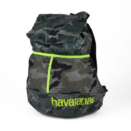Havaianas Zaino Mare Camouflage Verde
