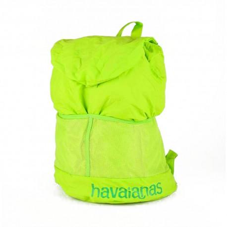 Havaianas Zaino Mare Tinta Unita Verde Lime