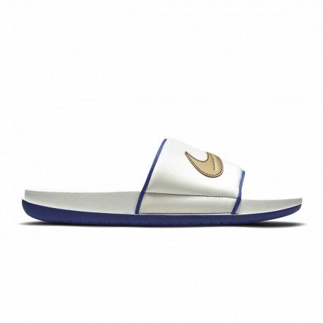 Nike Ciabatte Mare Off Curt Bianco Uomo