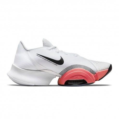 Nike Scarpe Palestra Air Zoom Superrep 2 Bianco Nero Uomo