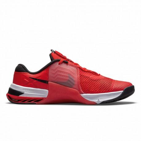 Nike Scarpe Palestra Metcon 7 Rosso Bianco Uomo