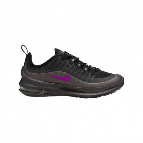 Nike Sneakers Air Max Axis Gs Nero Viola Bambino