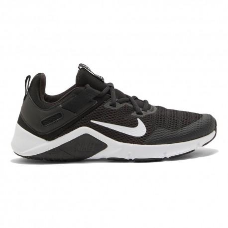 Nike Sneakers Legend Essential Nero Bianco Donna