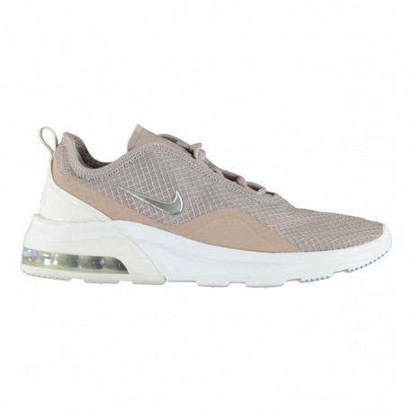 Nike Sneakers Air Max Motion 2 Pumice Mtlc Argento Donna