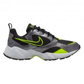 Nike Sneakers Air Heights Nero Grigio Bianco Uomo