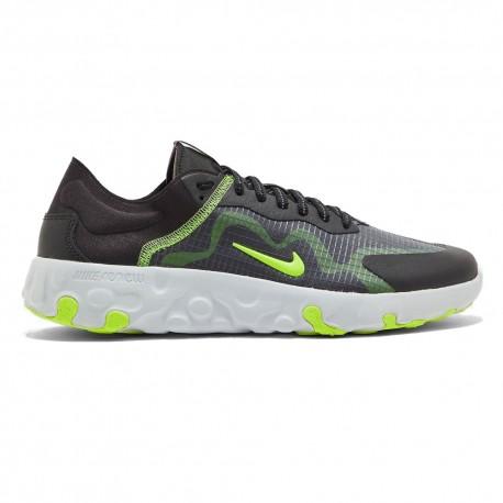 Nike Sneakers Renew Lucent Nero Bianco Uomo