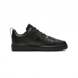 Nike Sneakers Court Borough Low 2 Nero Bambino