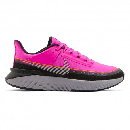 Nike Scarpe Running Legend React 2 Shield Rosa Donna