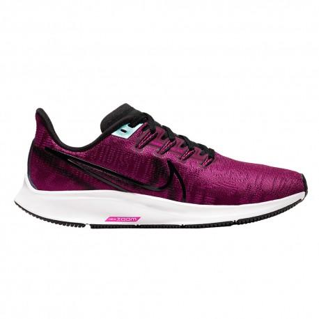 Nike Scarpe Running Air Zoom Pegasus 36 Prm Nero Rosa Donna