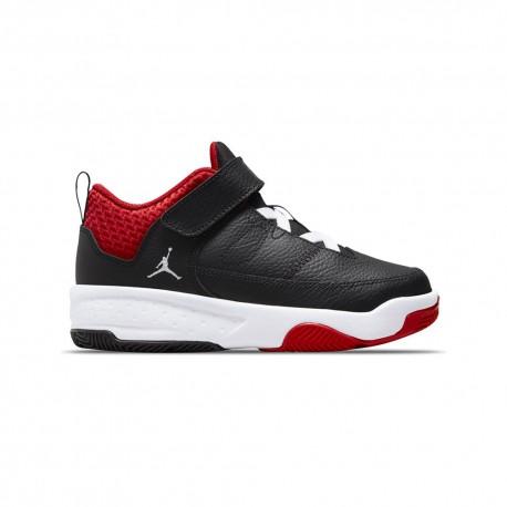 Nike Sneakers Jordan Max Aura 3 Ps Nero Bianco Bambino