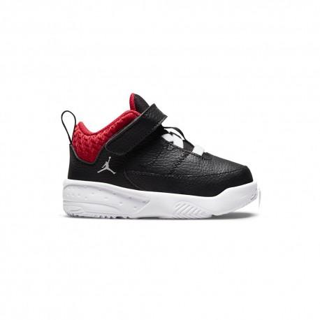 Nike Sneakers Jordan Max Aura 3 Td Nero Bianco Bambino
