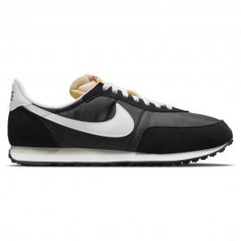 Nike Sneakers Waffle Trainer Nero Bianco Uomo