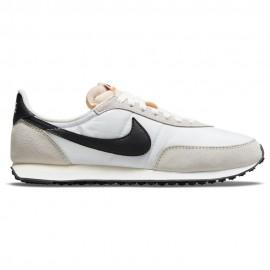 Nike Sneakers Waffle Trainer Bianco Blu Uomo