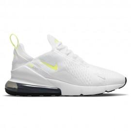 Nike Sneakers Air Max 270 Bianco Nero Uomo