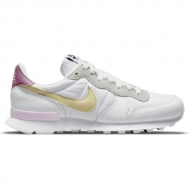 Nike Sneakers Internationalist Bianco Lime Donna