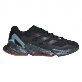 ADIDAS originals sneakers x9000l4 m nero rosso donna